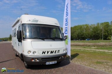 Mercedes  Automaat  Hymer  S 630 Starline 2.9 ltr. turbodiesel.  90kw (122pk)