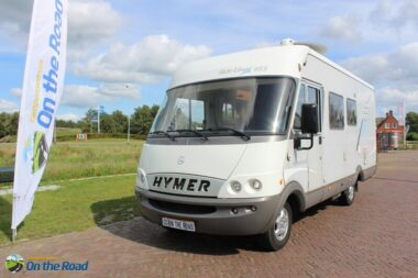 Hymer Star-Line 655 Integraal Mercedes AUTOMAAT 5-cilinder, 156pk