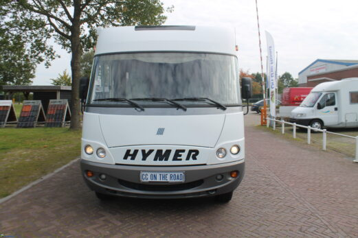 Hymer B 644 G Integraal , Hefbed , Garage , Dwarsbed achter , L.Zit