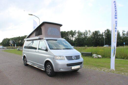 VW T 5 Transporter, T. Edition, Vast bed, Hefdak, 2-pers. uitvoering met lange wielbasis, Bj.2009